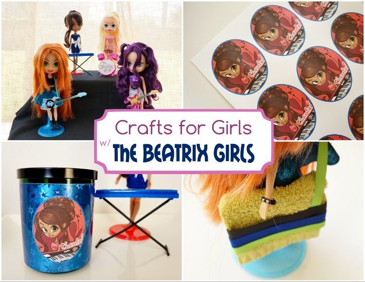 Crafts for Girls with The Beatrix Girls