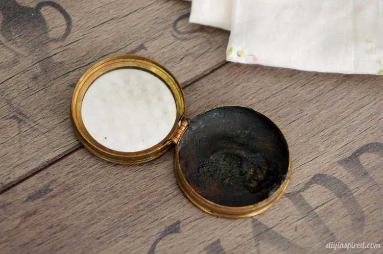 Flea Market Finds - Solid Perfume
