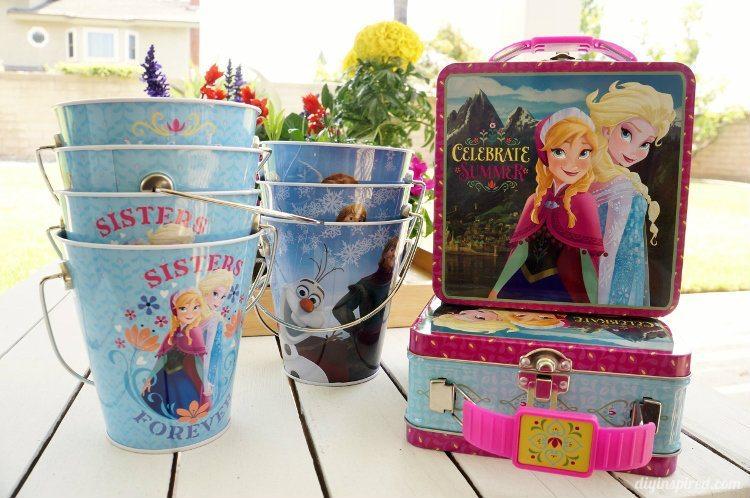 Frozen Summer Fun Party Ideas