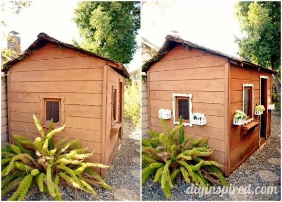 Playhouse-before-after