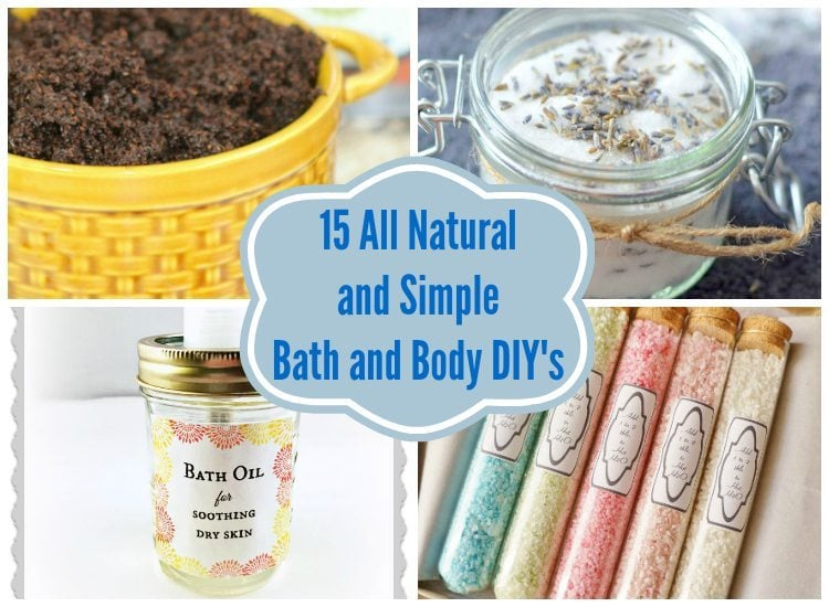 Health And Beauty Diy Inspired