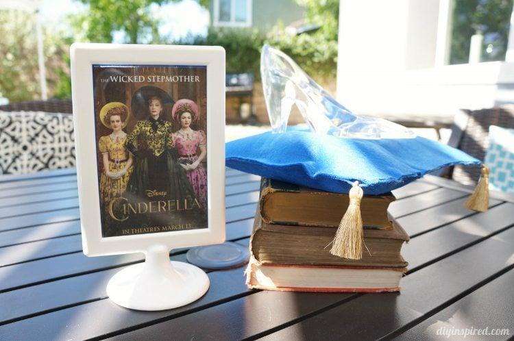 Cinderella Party Centerpieces