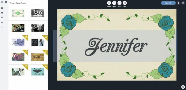 BeFunky Place Card