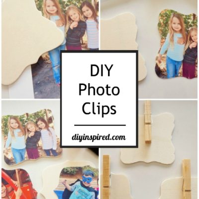 A Dozen Uses for DIY Photo Clips
