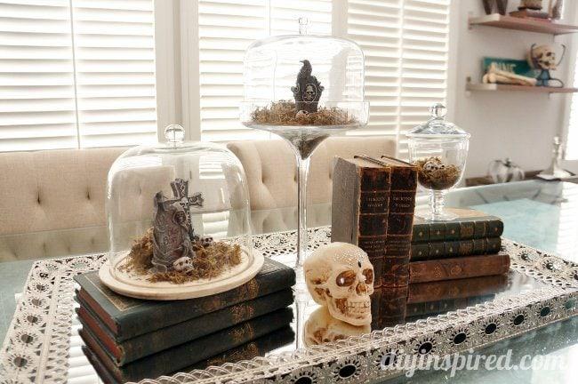 Glam-O-Ween Halloween Décor