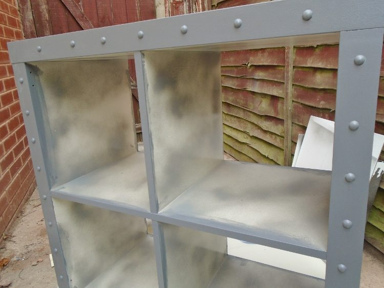 IKEA Hack Expedit Shelves Industrial Grillo Designs (10)