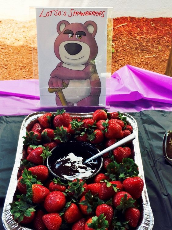 Villain Birthday Party-Lotsos Strawberries