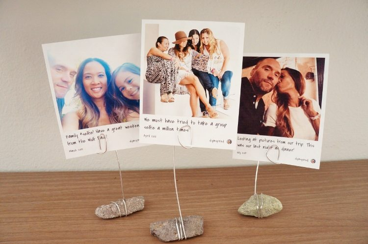 Easy DIY Photo Holder