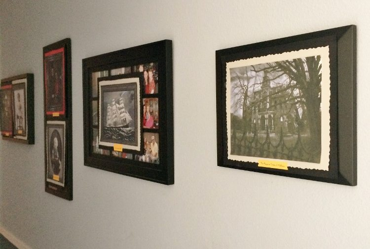 DIY Halloween Decorations: DIY Tombstones, Floating Tarot Cards, Haunted Pictures, and Insane Asylum Photos