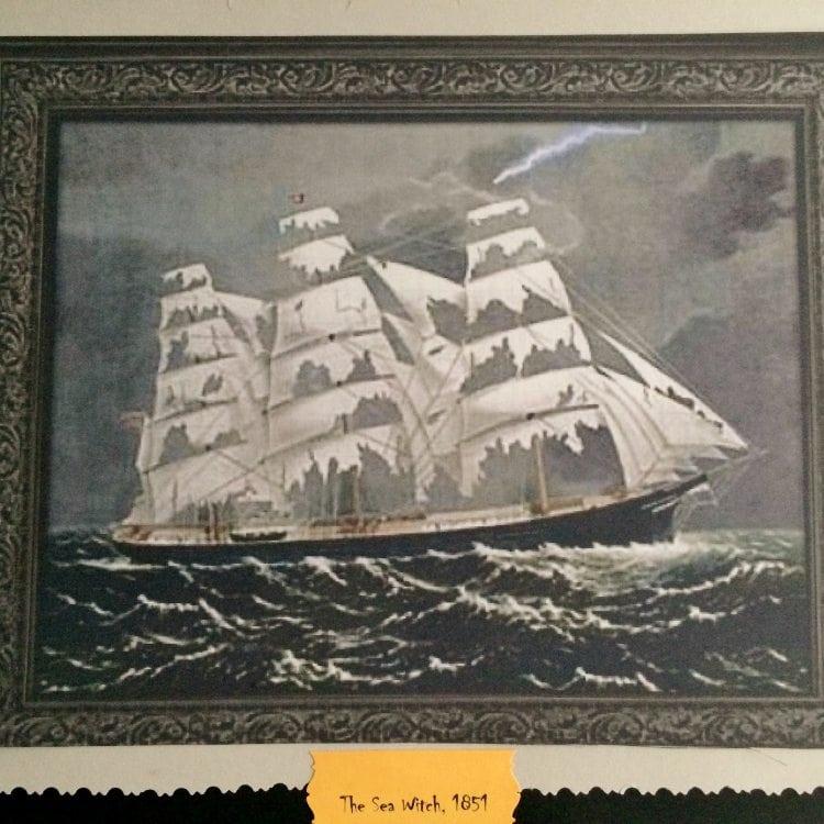 Haunted Halloween Ship