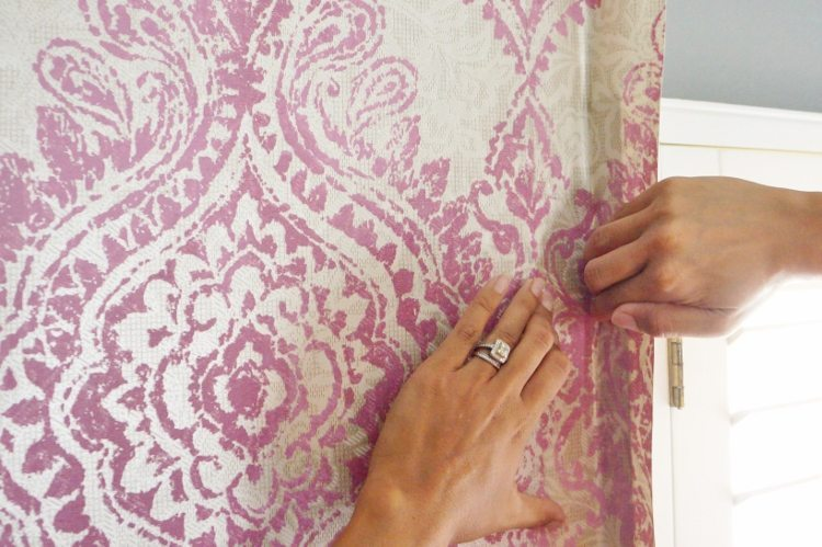 How to Install Wallpaper DIY