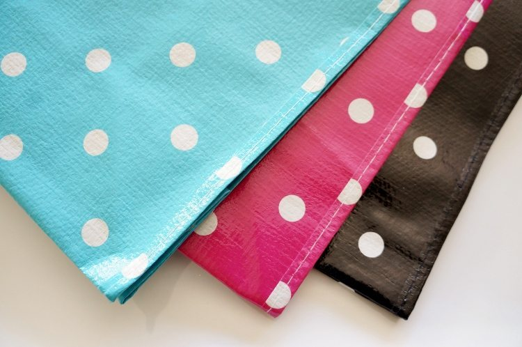 Recycle Bags Turned Reusable Snack Bags