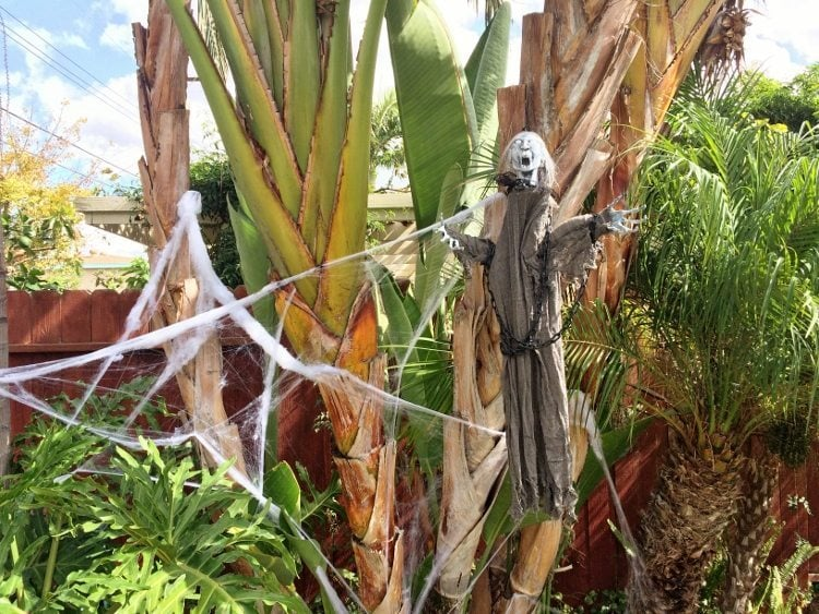 Scary Halloween Decor (2)