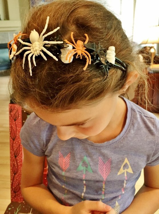 Headband Halloween Craft For Kids - DIY Inspired