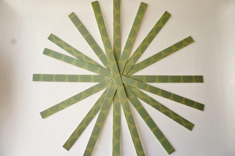 Paper Tassel Craft DIY