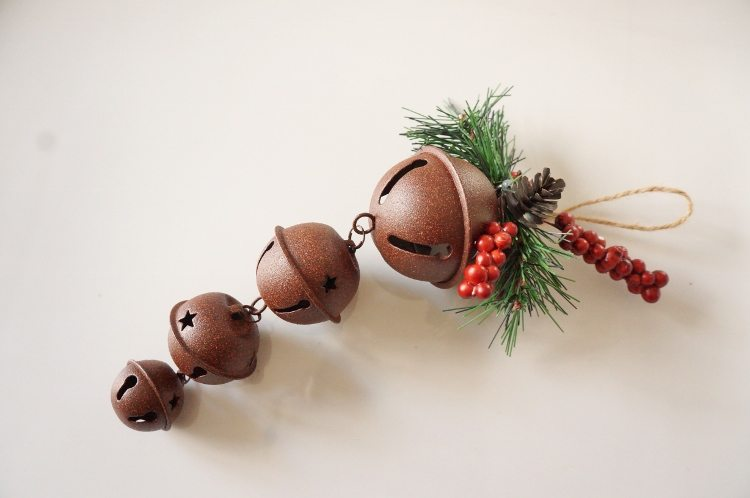 Rustic Christmas Bells