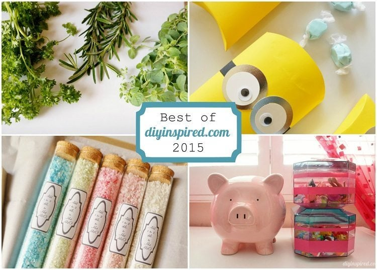 Best of DIY Inspired 2015