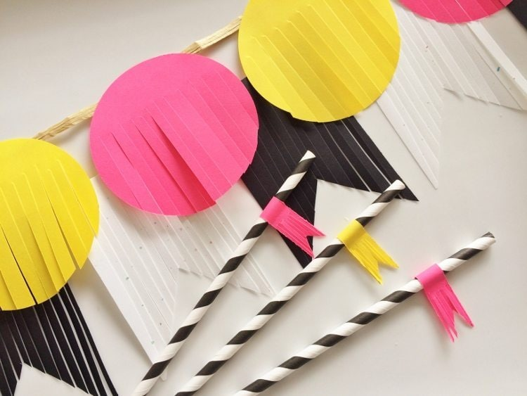 DIY Party Decorations for New Years