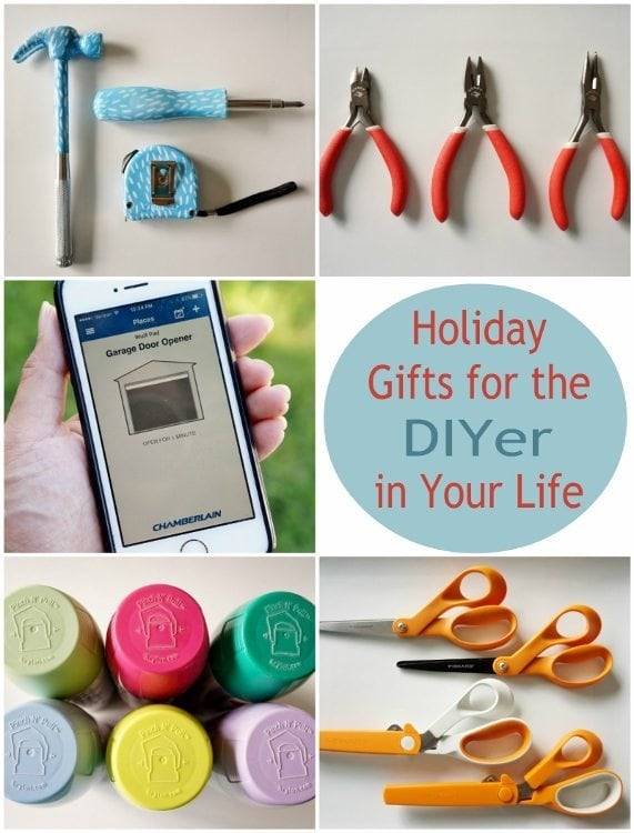 Holiday Gift Guide DIY Inspired
