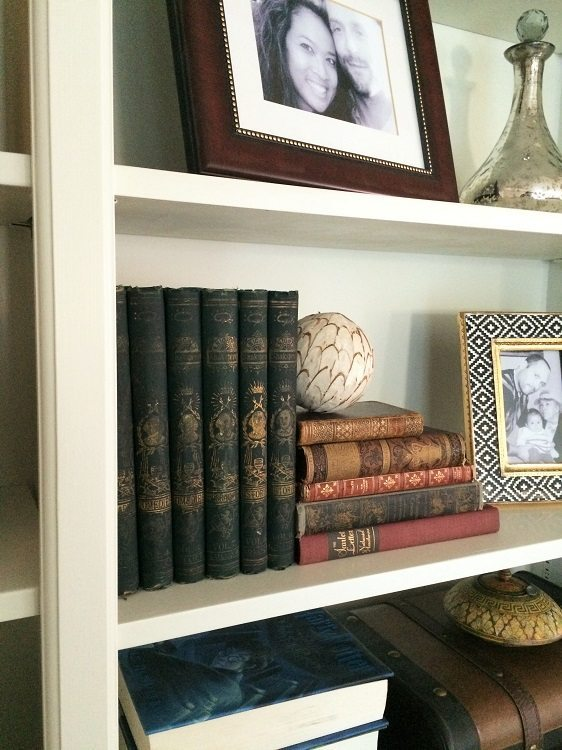 Bookshelf Decorating Tips