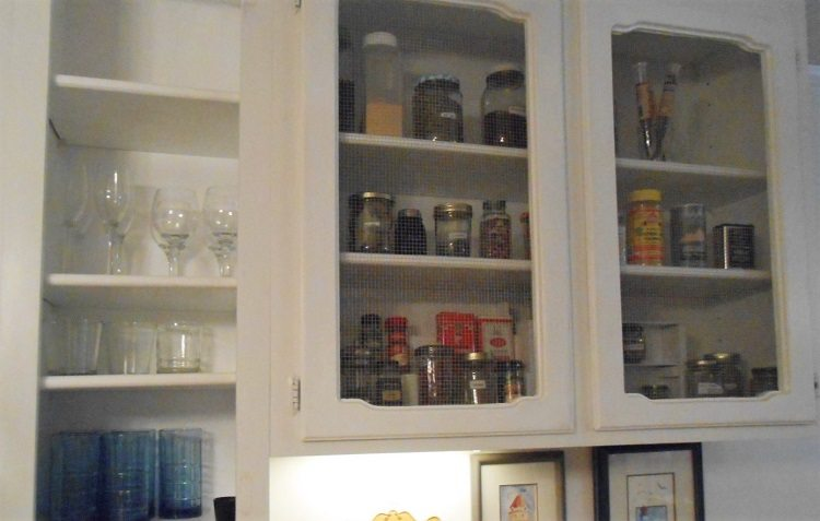 DIY Kitchen Cabinet Makeover  (1)