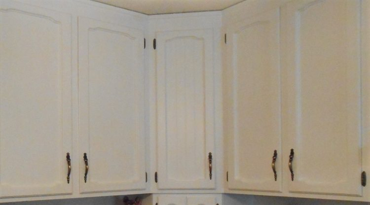 DIY Kitchen Cabinet Makeover  (2)