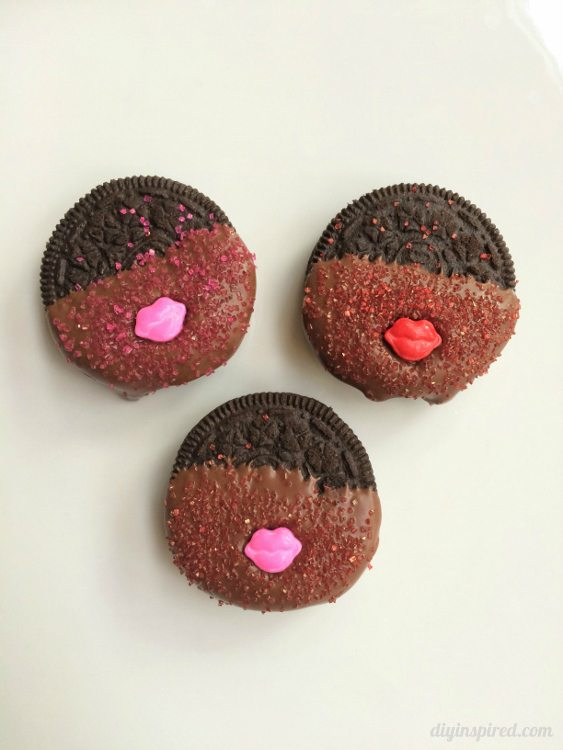 Pucker Up! Quick and Easy Valentine Treats - DIY Inspired