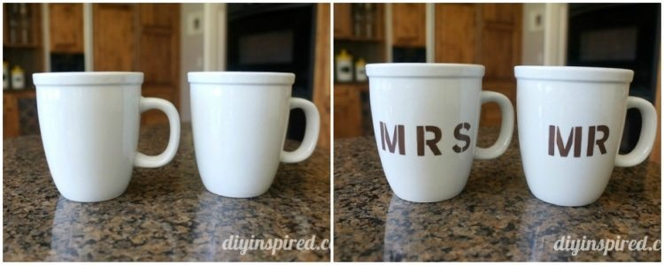 How to Make Your Own Personalized Mugs