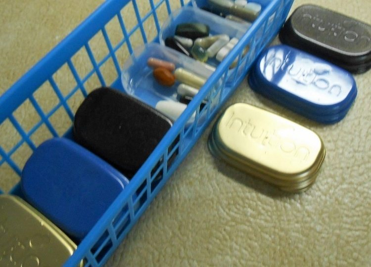 Upcycled Razor Refill Cases