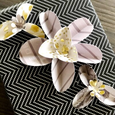Easy Paper Flowers DIY Videos