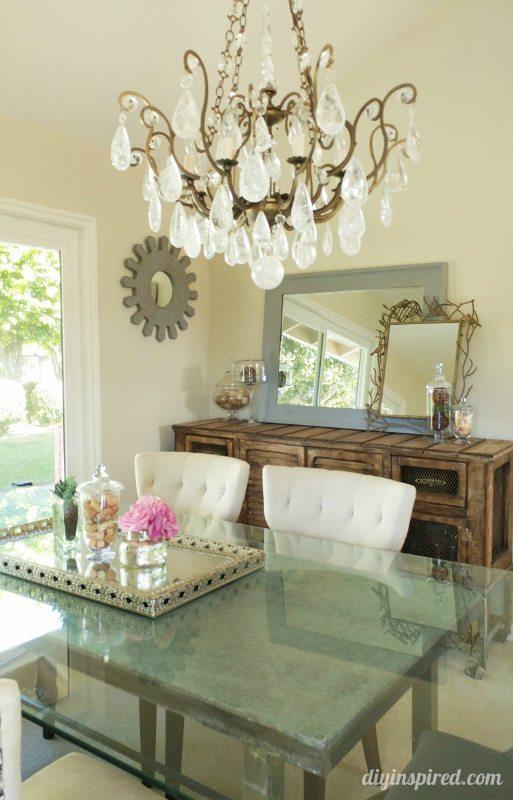 Dining Room Makeover