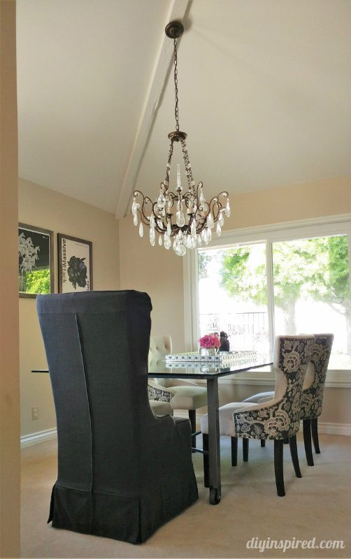 Dining Room Reveal DIY Inspired