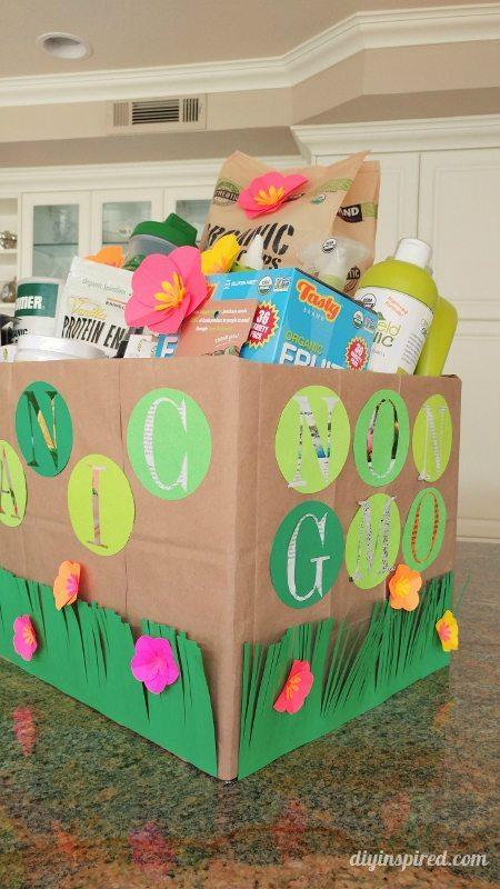 DIY Non GMO Gift Basket
