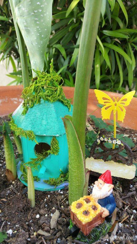 Fairy Garden House - DIY Inspired