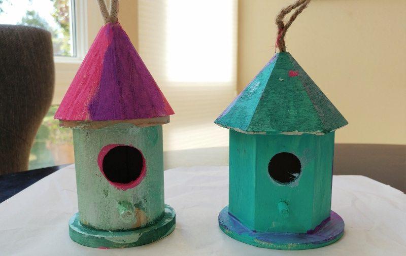 Fairy Garden Houses Kids Craft
