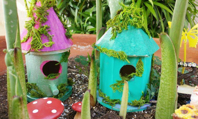 Fairy Garden Ideas- DIY Inspired