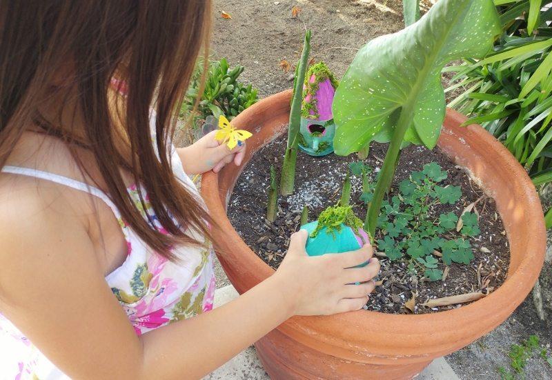 Fairy Garden Kids Activity