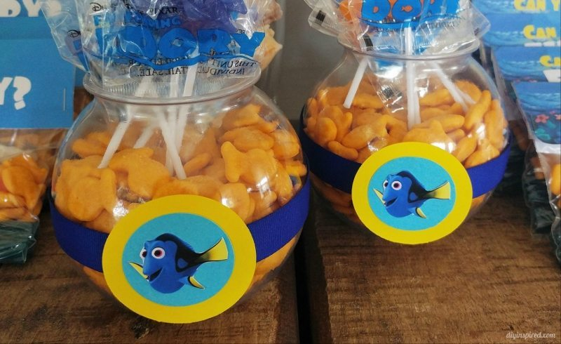 Finding Dory DIY Party