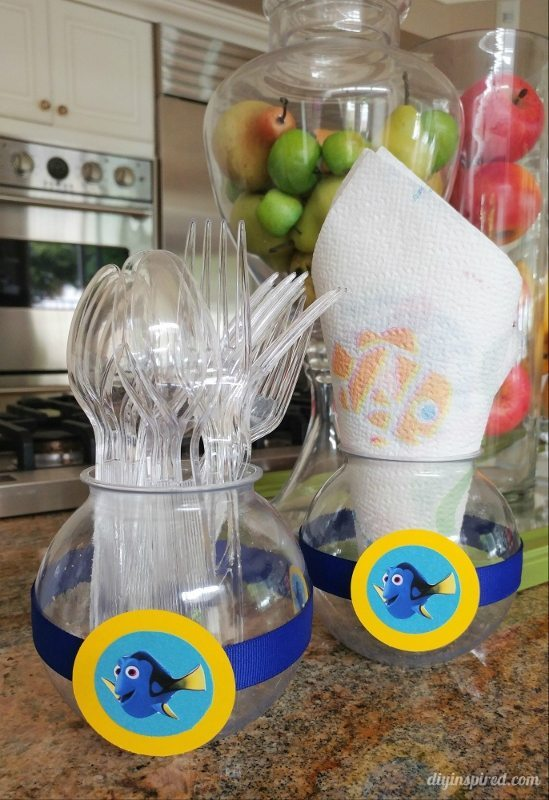 Finding Dory Party Decorations