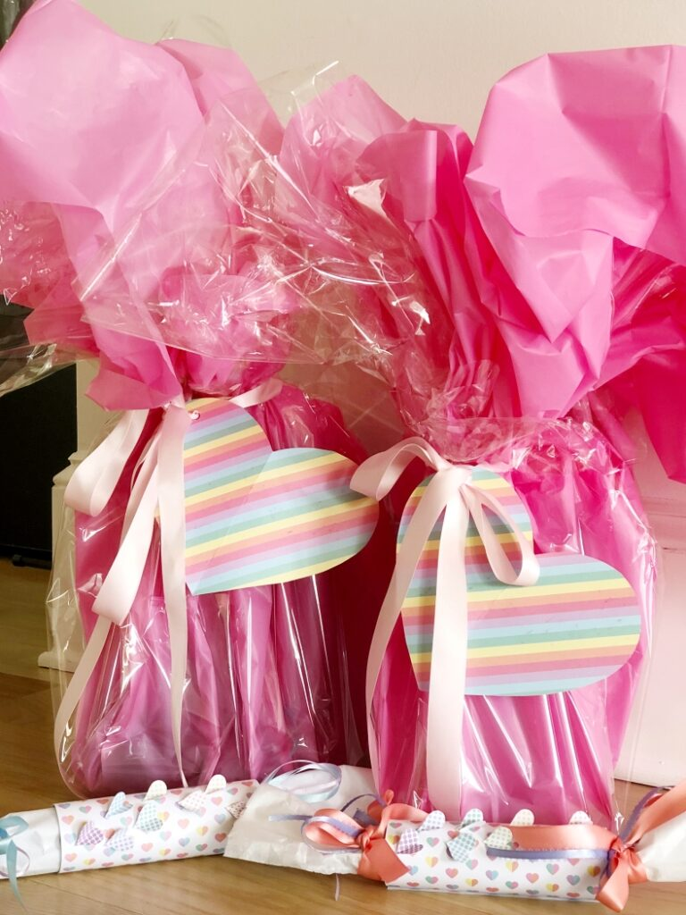 Awkward Shaped Gifts Wrapping Idea
