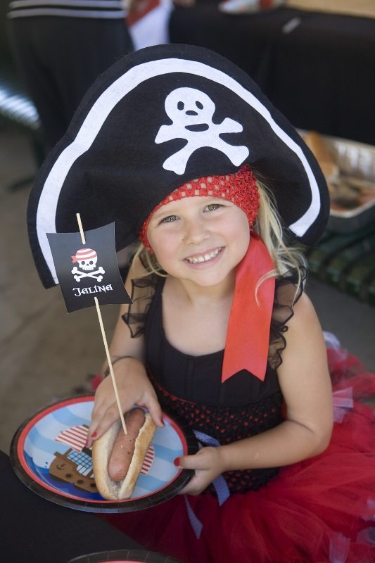 Pirate Party Costume Ideas