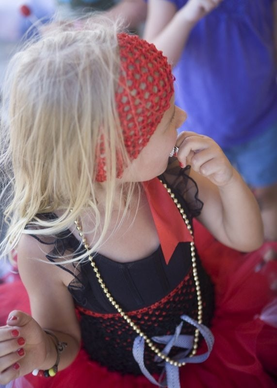 Pirate Party Girls Costume Ideas