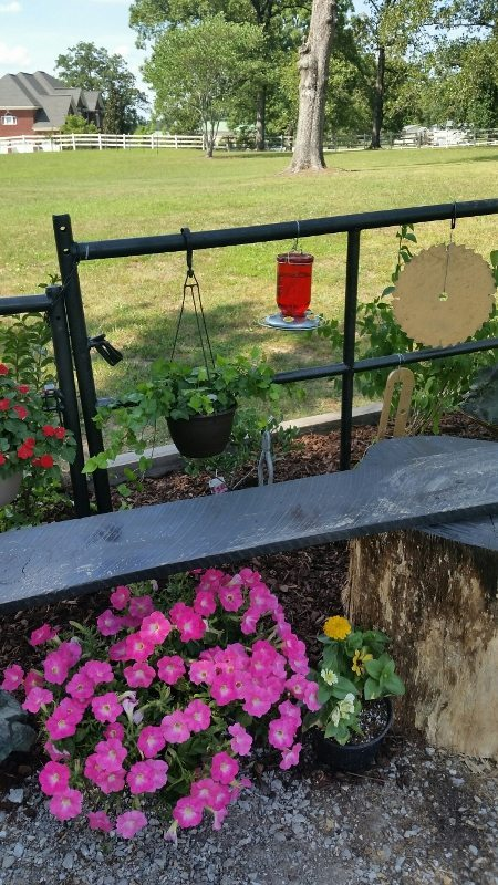 Trash To Treasure Garden Decor Diy Inspired