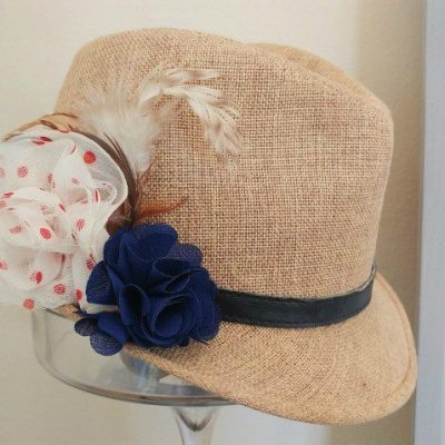 DIY Hat Clip and Headband Clip