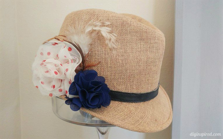 DIY Hat Clip and Headband Clip