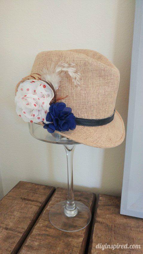 DIY Hat and Headband Clip - DIY Inspired