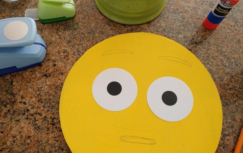 Emojis - Recycled Craft