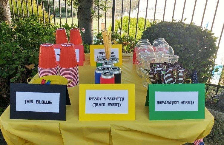 Fun Party Games For Adults Diy Inspired