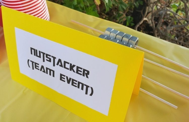 Party Games for Adults - Nutstacker