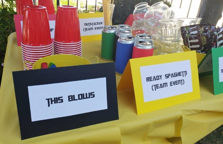 Party Games for Adults - This Blows